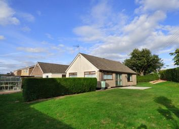 Thumbnail 2 bed detached bungalow for sale in The Meadow, Caistor, Market Rasen