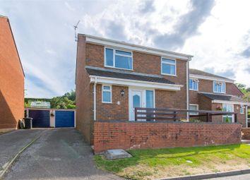Thumbnail 4 bed detached house for sale in Bridge Close, Horam, Heathfield