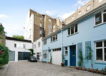Thumbnail 3 bedroom mews house to rent in Westbourne Terrace Mews, London
