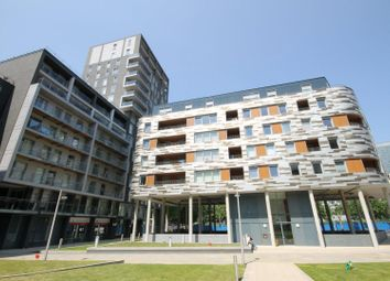Thumbnail 2 bed flat to rent in Indescon Square, Canary Wharf