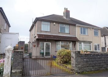 3 bed semi-detached house for sale in Graiglwyd Road, Cockett SA2