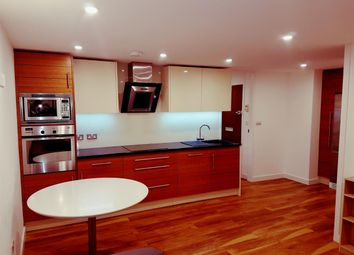 Thumbnail 2 bed flat to rent in Partington Close, London