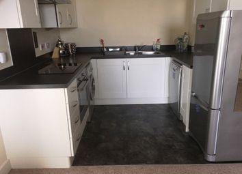 Thumbnail 1 bed flat to rent in Goldsmith Avenue, Southsea