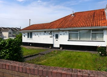 Thumbnail 2 bed semi-detached bungalow for sale in St Tydfils Avenue, Thomastown, Merthyr Tydfil