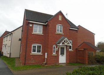 Thumbnail 3 bed detached house to rent in 3 Bedroom Detached House, Parkway, Chellaston