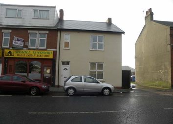 Thumbnail 4 bed terraced house to rent in Main Street South, Seghill, Cramlington