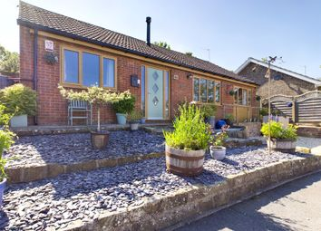 Thumbnail 2 bed bungalow for sale in Manor Drive, Binbrook, Market Rasen