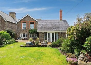 Thumbnail 4 bed detached house for sale in St Giles, Torrington, Devon