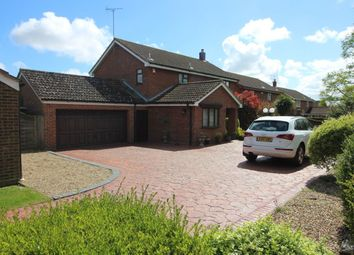 Thumbnail 4 bedroom detached house for sale in Uplands Road North, Carlton Colville, Lowestoft