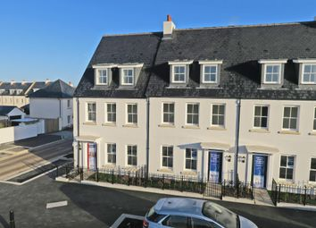 Thumbnail 4 bed terraced house for sale in Aquarius Drive, Sherford, Plymouth