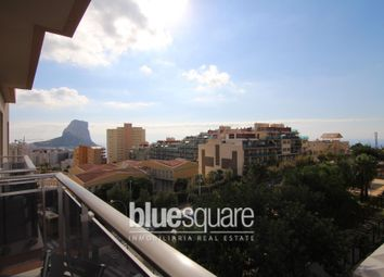 Thumbnail 3 bed apartment for sale in Calpe, Valencia, 03724, Spain