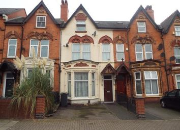 Thumbnail 4 bed terraced house for sale in Westminster Road, Handsworth, Birmingham, West Midlands