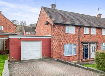 Thumbnail 3 bed end terrace house for sale in Culverden Road, South Oxhey, Watford