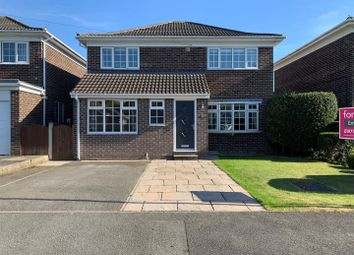 Thumbnail 4 bed detached house for sale in Appletree Drive, Hambleton, Selby