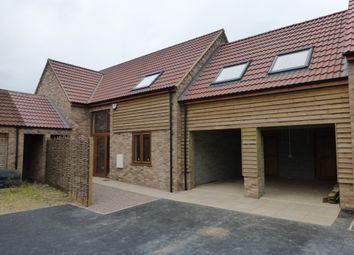 Thumbnail 4 bed link-detached house for sale in Church Road, Walpole St. Peter, Wisbech