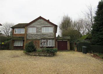 Thumbnail 4 bed detached house for sale in Ibworth Lane, Hannington, Tadley, Hampshire