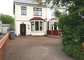 Thumbnail 4 bed semi-detached house for sale in Bispham Road, Blackpool