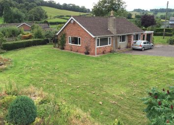 Thumbnail 3 bed bungalow for sale in Ewyas Harold, Herefordshire