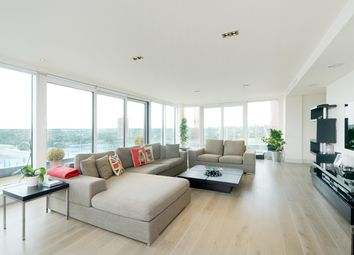 Thumbnail 3 bed flat to rent in Compass House, 5 Park Street, London
