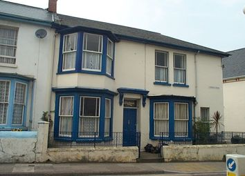 Thumbnail 1 bedroom flat to rent in Clovelly Road, Bideford