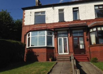 Thumbnail 3 bed semi-detached house to rent in George Street, Prestwich, Prestwich Manchester