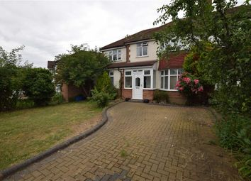 Thumbnail 4 bed semi-detached house for sale in Wakefield Gardens, Ilford, Essex