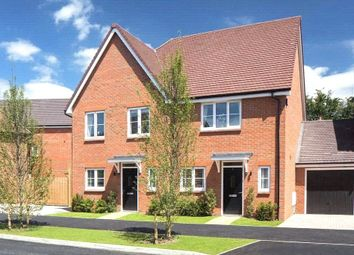 Thumbnail 2 bed semi-detached house for sale in Cresswell Park, Roundstone Lane, Angmering, West Sussex