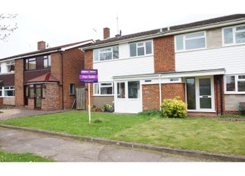 Thumbnail 3 bed semi-detached house for sale in Wells Way, Faversham