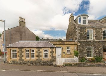 Thumbnail 1 bed semi-detached house for sale in Crossways Cottage, 1 Damdale, Peebles