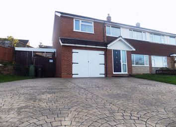 Thumbnail 5 bed semi-detached house to rent in Arundel Road, Stourbridge