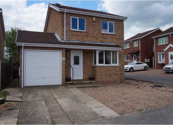 Thumbnail 3 bed detached house for sale in Billingley Drive, Rotherham