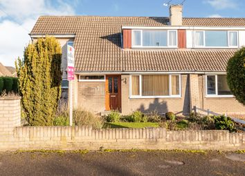 Thumbnail 3 bed semi-detached bungalow for sale in Banks Avenue, Ackworth, Pontefract