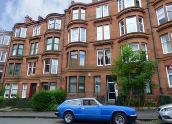 Thumbnail 2 bed flat to rent in Lyndhurst Gardens, Glasgow