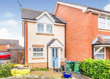 Thumbnail 2 bed terraced house for sale in Furrow Close, Aylesbury