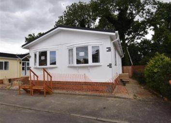 Thumbnail 2 bed mobile/park home for sale in Plumtree Park, Bircotes, Doncaster