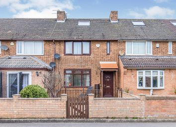 Thumbnail 3 bedroom terraced house for sale in Wellington Road, Lindholme, Doncaster, South Yorkshire