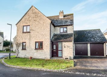 Thumbnail 4 bed detached house for sale in Coneygar Road, Quenington, Cirencester