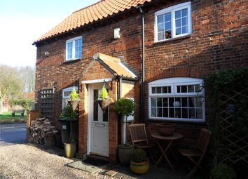 Thumbnail 3 bed semi-detached house to rent in Royal Oak Lane, Aubourn, Lincoln, Lincolnshire