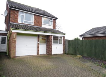 3 bed detached house for sale in Taunton Close, Ipswich IP1