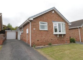 Thumbnail 2 bed detached bungalow for sale in Woodfoot Road, Moorgate, Rotherham, South Yorkshire