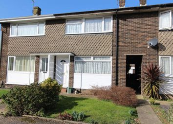 Thumbnail 3 bed terraced house for sale in The Deneway, Sompting, Lancing