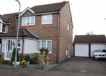 Thumbnail 3 bed detached house for sale in Jupiter Gate, Chells Manor, Stevenage, Hertfordshire