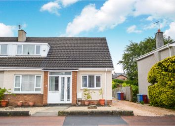 Thumbnail 3 bedroom semi-detached house for sale in Meadows Avenue, Larkhall