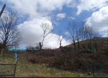 Thumbnail Land for sale in Upper Road, Elliots Town, New Tredegar, Caerphilly