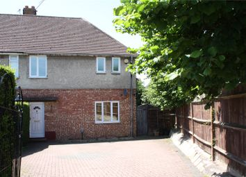 Thumbnail 2 bedroom semi-detached house for sale in Ambrook Road, Reading, Berkshire