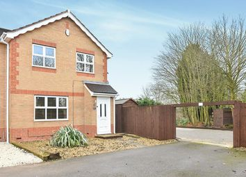 Thumbnail 3 bed property for sale in Dewchurch Drive, Sunnyhill, Derby