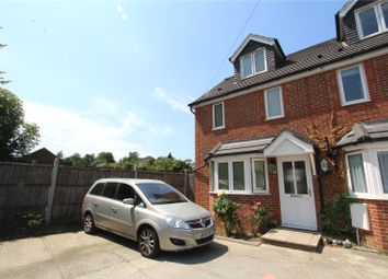 Thumbnail 3 bed end terrace house for sale in Dashwood Road, Gravesend, Kent