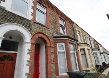 Thumbnail 5 bedroom terraced house to rent in Strathnairn Street, Roath, Cardiff