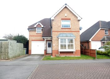 Thumbnail 3 bed detached house for sale in Kingfisher Walk, Gateford, Worksop
