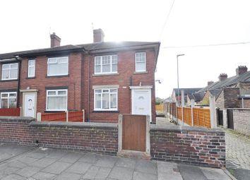 Thumbnail 2 bedroom town house for sale in Blenheim Street, Fenton, Stoke-On-Trent